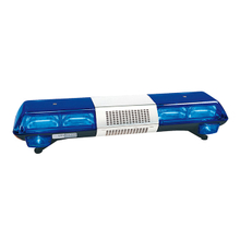 TBD-3203C/F Blue Strobe Light Bar for Warning Vehicle