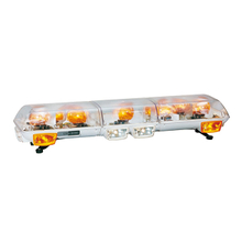 TBD-3514E/G Clear Lens Amber Fire Emergency Light Bar
